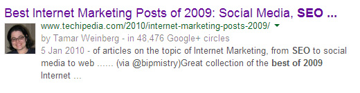 Best internet marketing posts 2009